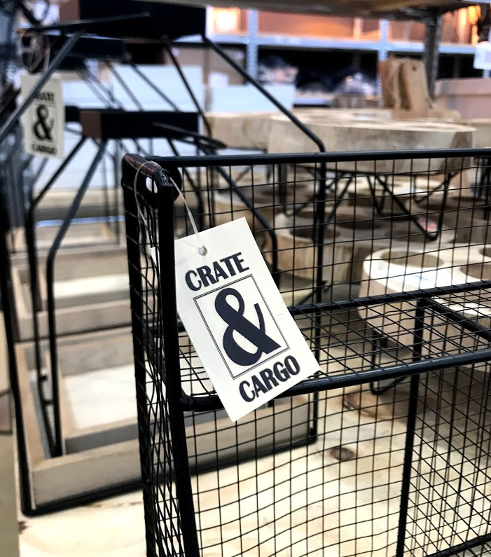 Grosshandel crate & cargo bei Trends & Trade Holland
