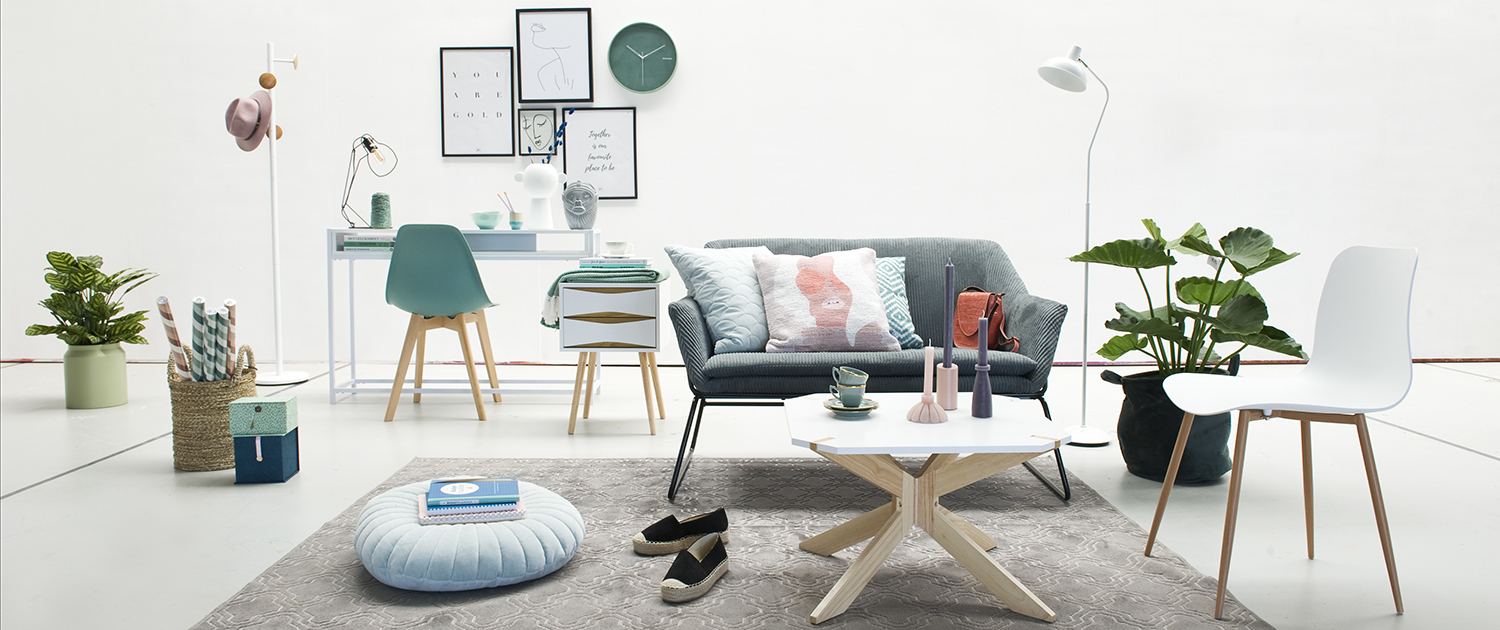 scandinavisch mix & match